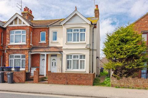3 bedroom end of terrace house for sale - South Street, Lancing