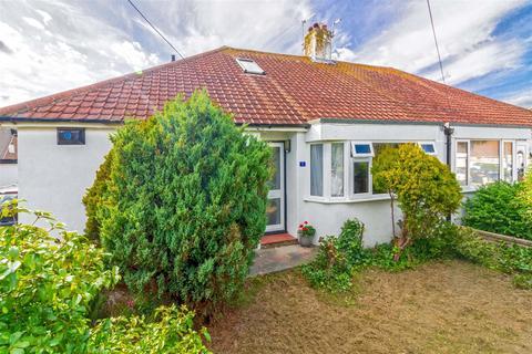 2 bedroom semi-detached bungalow for sale - Kings Close, Lancing
