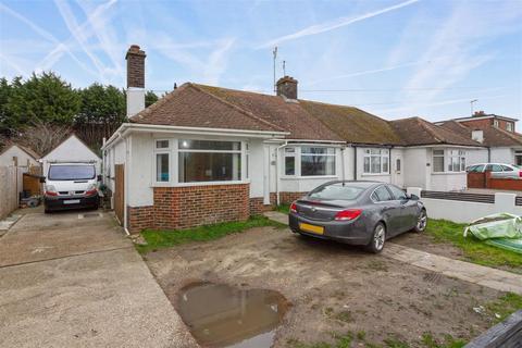 3 bedroom semi-detached bungalow for sale - Western Road, Lancing
