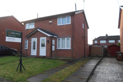 2 bedroom house for sale - Ford Close, Crewe