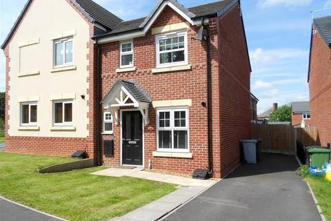 3 bedroom semi-detached house for sale - Hawthorn Close, Shavington, Crewe