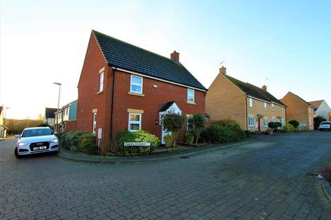4 bedroom detached house for sale - Cagney Crescent, Oxley Park, Milton Keynes, MK4
