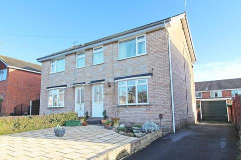 3 bedroom semi-detached house for sale - Delamere Crescent, Harrogate