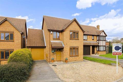 4 bedroom detached house for sale - Chancery Close, Bradville, Milton Keynes, Bucks