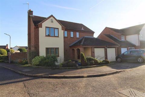 4 bedroom detached house for sale - Normandy Way, Bletchley, Milton Keynes, MK3