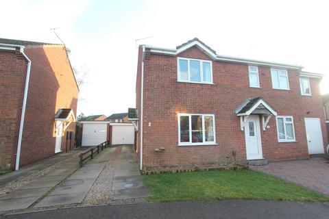 2 bedroom semi-detached house for sale - Severn Avenue, Hinckley