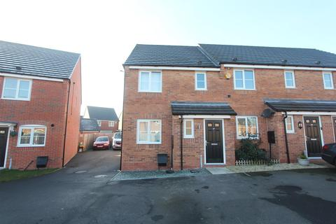 3 bedroom townhouse for sale - Indigo Drive, Burbage, Hinckley
