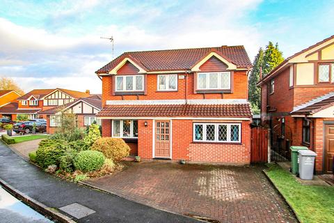 4 bedroom detached house for sale - Chadwick Road, Urmston, Manchester, M41