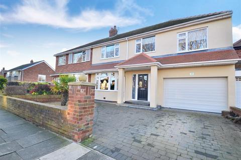 4 bedroom semi-detached house for sale - The Broadway, Tynemouth
