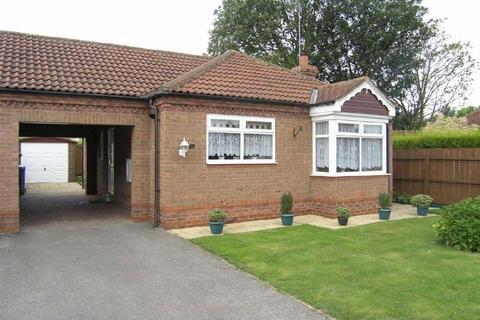 2 bedroom detached bungalow for sale - Orchard Close, Beverley
