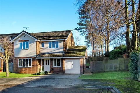4 bedroom detached house for sale - Cardinal Gardens, Darlington