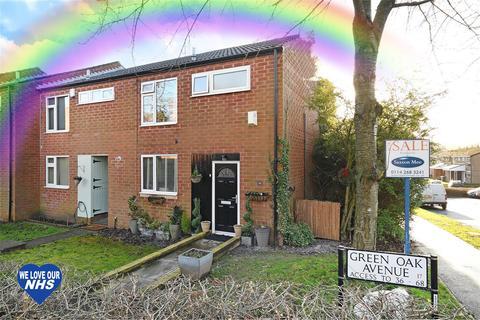 3 bedroom townhouse for sale - Green Oak Avenue, Sheffield