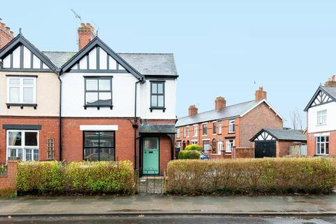 3 bedroom end of terrace house for sale - Marsh Green Road, Sandbach