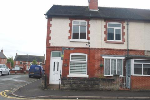 2 bedroom house to rent - John Street, Uttoxeter, ST14 7EW