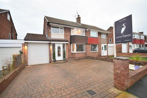 3 bedroom semi-detached house for sale - Nursery Road, Elstob, Sunderland