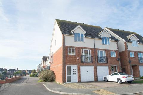 4 bedroom end of terrace house for sale - Hobart Quay, Eastbourne