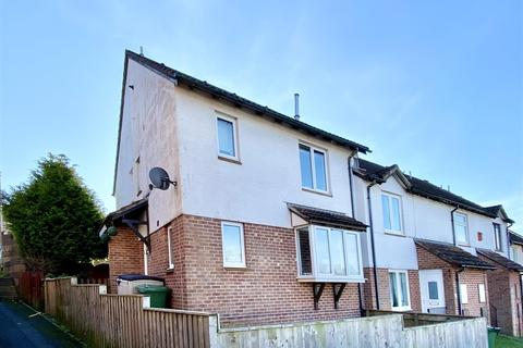 2 bedroom end of terrace house for sale - Staddiscombe, Plymouth