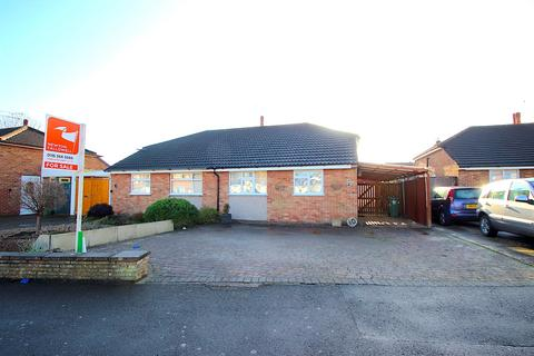 2 bedroom semi-detached house for sale - Lowland Avenue, Leicester Forest East