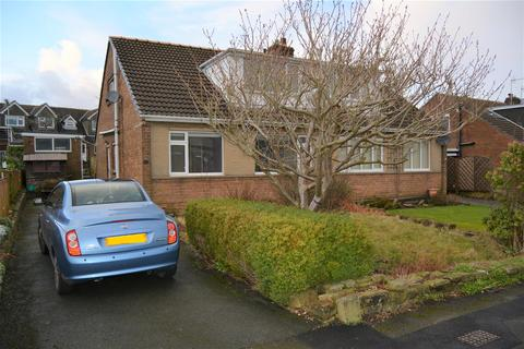 3 bedroom semi-detached bungalow for sale - Heights Drive, Linthwaite, Huddersfield