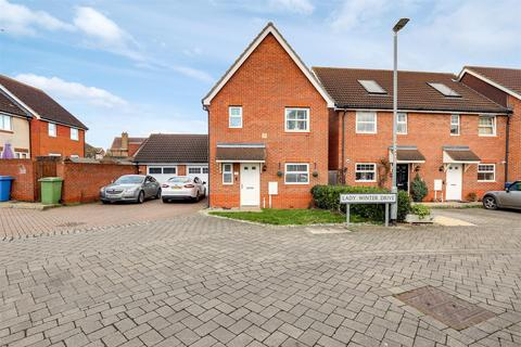 3 bedroom detached house for sale - Lady Winter Drive, Minster On Sea, Sheerness