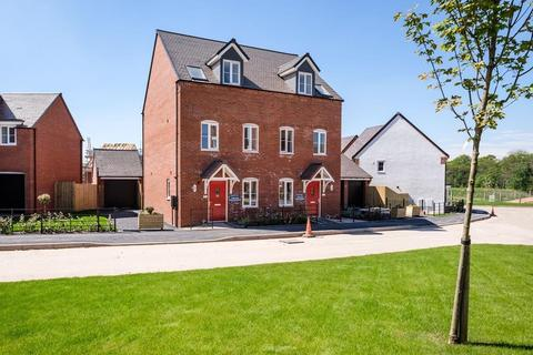 3 bedroom semi-detached house for sale - Plot 111, GREENWOOD at The Village at Wedgwood Park, Wedgwood Drive, Barlaston, STOKE-ON-TRENT ST12