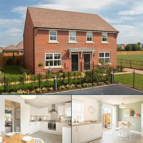 3 bedroom semi-detached house for sale - Plot 82, Archford at Kingfisher Meadow, Holt Road, Horsford, NORWICH NR10