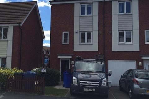 4 bedroom terraced house to rent - Constable Way,