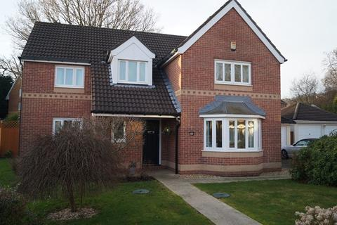 4 bedroom detached house for sale - Woodruff Way, Thornhill, Thornhill, Cardiff CF14