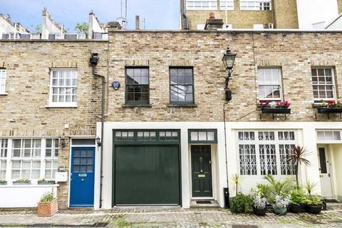 2 bedroom terraced house for sale - Conduit Mews, Lancaster Gate, London, W2