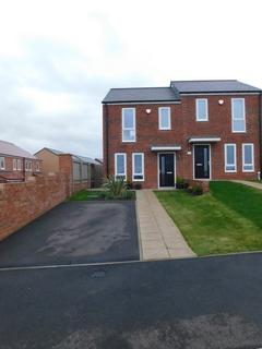 2 bedroom semi-detached house for sale - GRASMOOR VIEW, DOWNHILL, SUNDERLAND NORTH