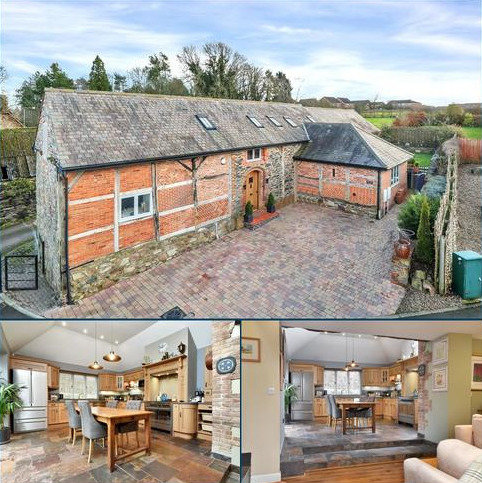 3 bedroom barn conversion for sale - Green Farm Court, Anstey, Leicestershire
