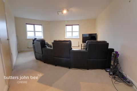 2 bedroom apartment for sale - Merlin Court, Crewe
