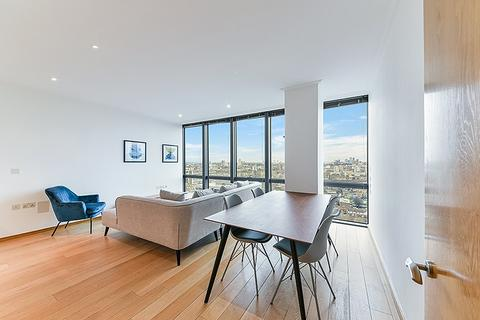 1 bedroom flat to rent - No.1 West India Quay, Hertsmere Road,  London, E14