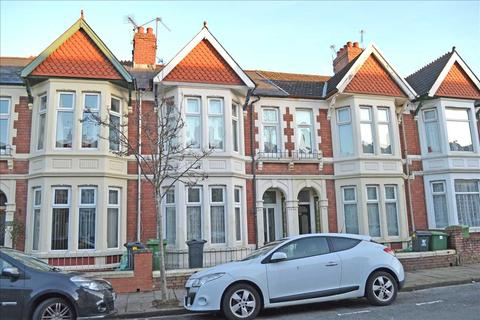 3 bedroom terraced house for sale - EDINGTON AVENUE, HEATH, CARDIFF