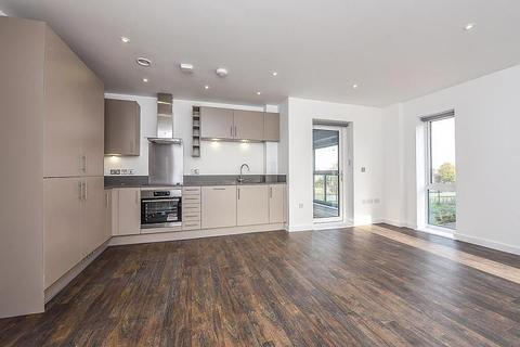 2 bedroom apartment to rent - Mondrian House, Cezanne Road,  London W3