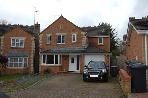 4 bedroom detached house for sale - Bartley Mill Close, Stone Cross, Pevensey BN24