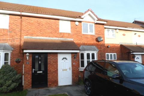 3 bedroom terraced house to rent - Smithy Mews, Blackpool, FY1 2EQ