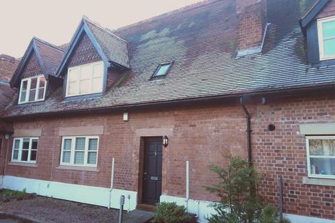 3 bedroom terraced house for sale - The Old School Mews, Brereton, Rugeley, WS15 1DY