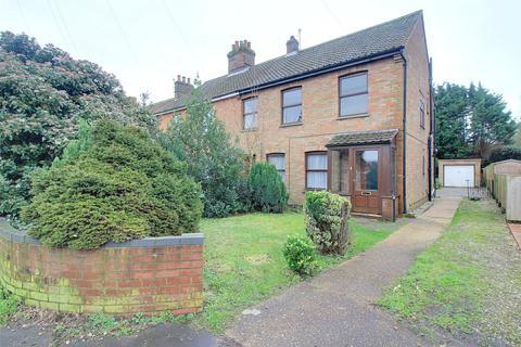3 bedroom end of terrace house for sale - Norwich Road, Dereham, Norfolk, NR20