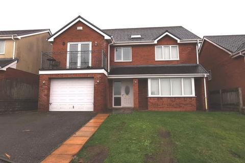 5 bedroom detached house for sale - KENFIG MEWS, KENFIG HILL, BRIDGEND CF33
