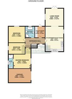 3 bedroom detached bungalow for sale - Shipdham Road, Toftwood, Dereham NR19