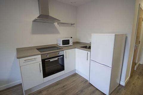 Studio to rent - Flat 24, Clare Court, 2 Clare Street, NOTTINGHAM NG1 3BA