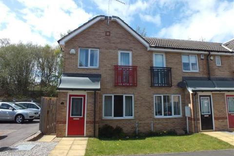 2 bedroom terraced house to rent - Wharton Drive, Chesterfield, S41