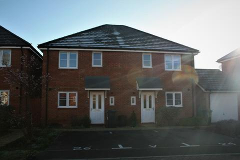 2 bedroom semi-detached house to rent - PORTSMOUTH   GUARDIANS WAY   UNFURNISHED