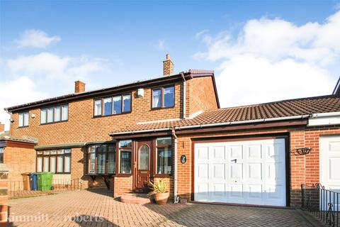 3 bedroom semi-detached house for sale - Pimlico Road, Hetton-le-Hole, Tyne and Wear, DH5