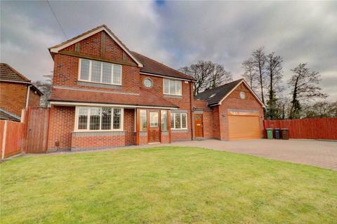 5 bedroom detached house to rent - Bickenhill Road, Marston Green, Birmingham, B37