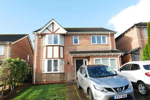 4 bedroom detached house for sale - Melyn Y Gors, Barry