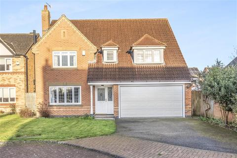 4 bedroom detached house for sale - Jenkins Close, Pocklington, York, YO42 2PA