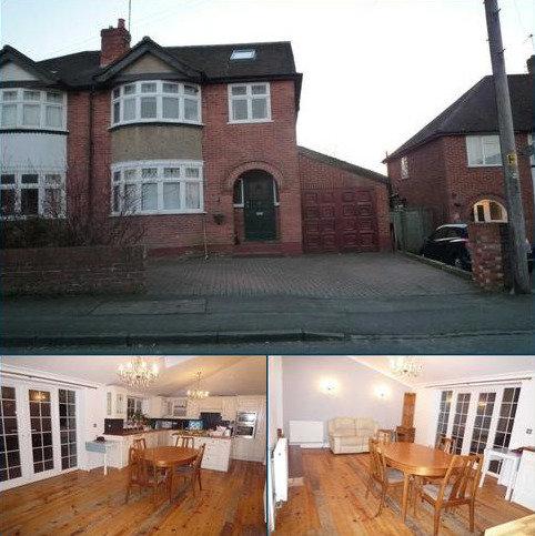 4 bedroom house to rent - Eastcourt Avenue, Earley