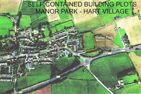 Land for sale - BUILDING PLOT 9, MANOR PARK, HART VILLAGE, HARTLEPOOL